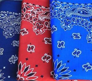 bandanas for survival